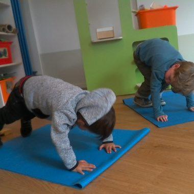 Yoga en Beweging